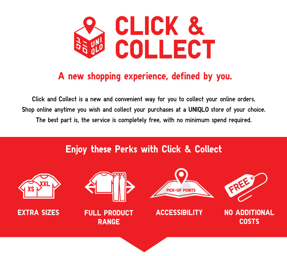Why Click And Collect Uq Th Uq Th Customer Service